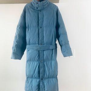 Daune German-made duvet coat parka